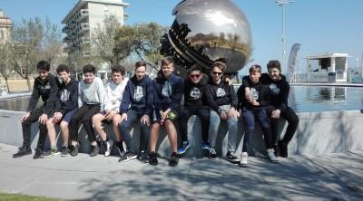 U13 a Pesaro torneo Ciao Rudy